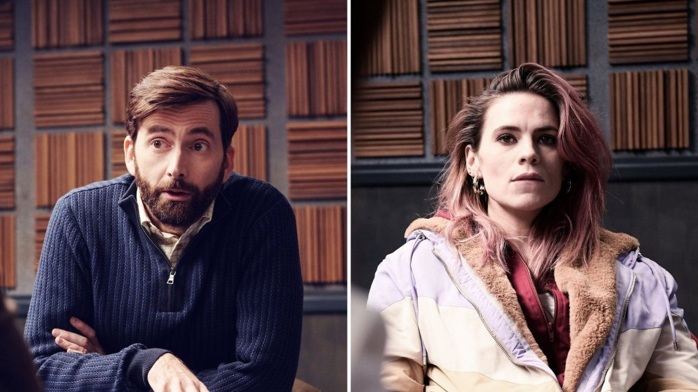 David Tennant & Hayley Atwell's Netflix Series 'Criminal' Gets Release Date (PHOTOS)