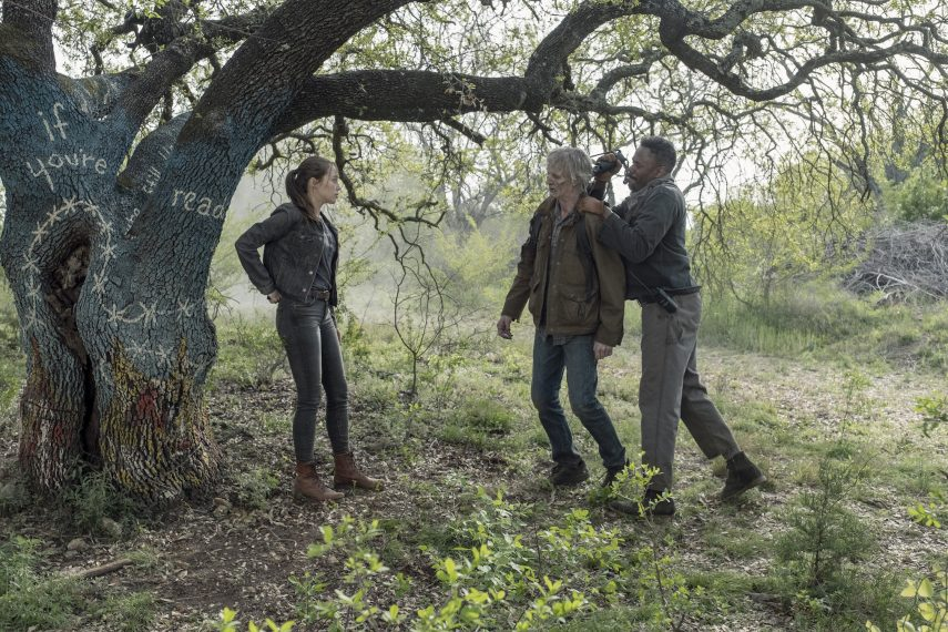 Fear The Walking Dead' EP on Painted Trees, Daniel's