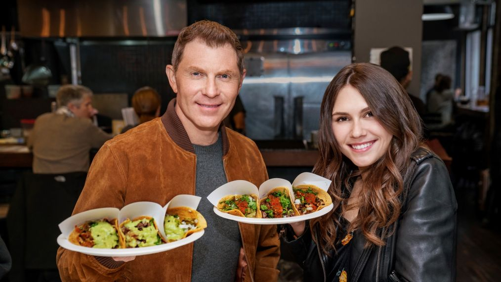 Chef Bobby Flay & Daughter Sophie Find NYC's Best Bites in 'The Flay List'