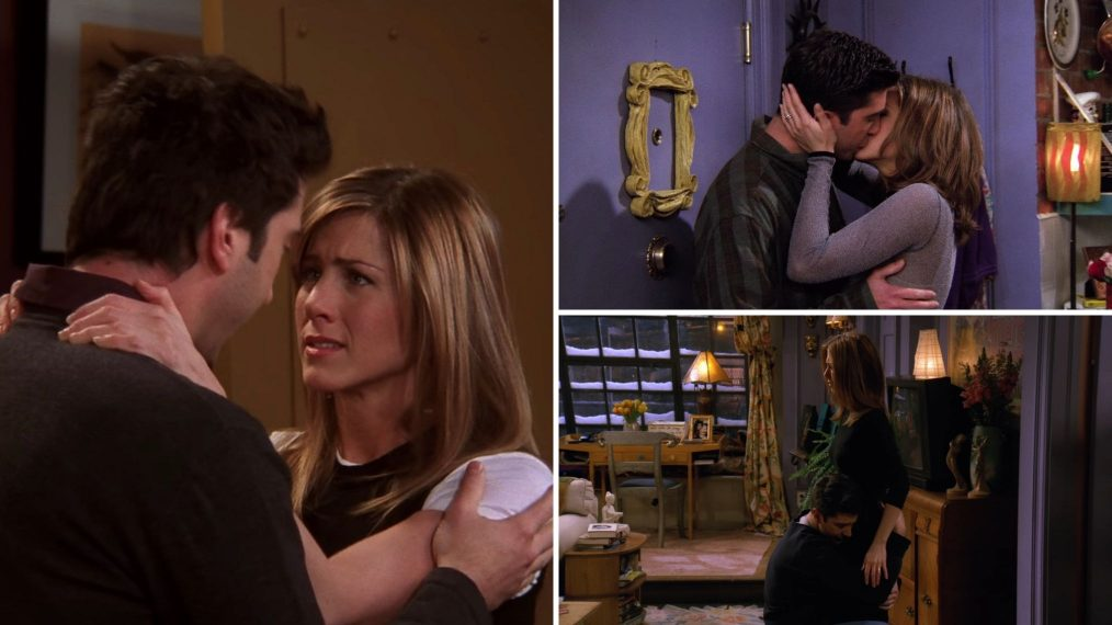 13 'Friends' Episodes That Show the Ups & Downs of Ross & Rachel's Love (PHOTOS)
