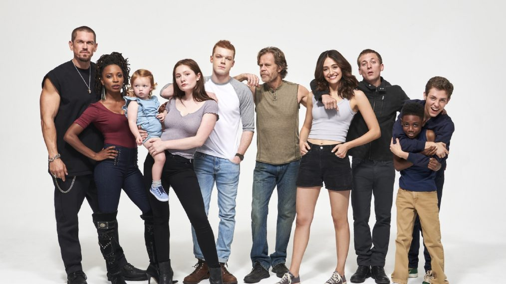 See How the 'Shameless' Cast Has Changed Since Season 1 (PHOTOS)