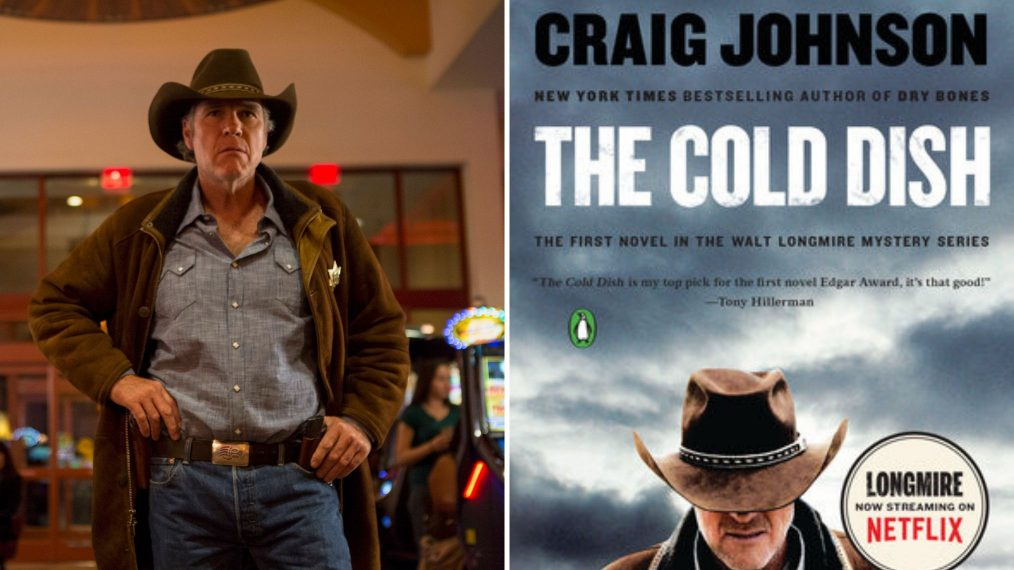 7 Differences Between the 'Longmire' Books and TV Series (PHOTOS)