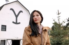 'Yellowstone's Kelsey Asbille on Monica 'Becoming a Dutton' & Season 3
