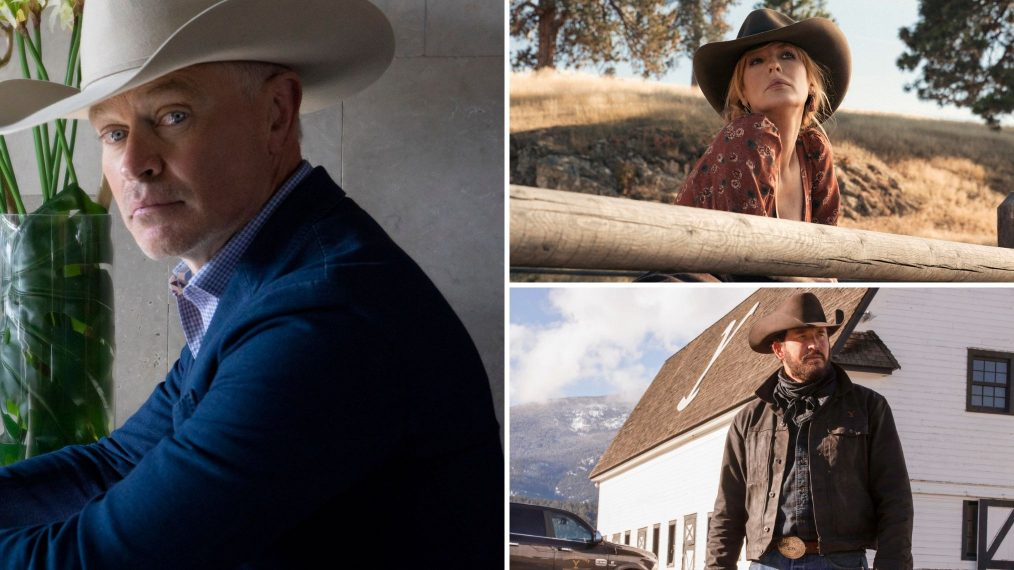 7 'Yellowstone' Characters We Wouldn't Want to Mess With (PHOTOS)