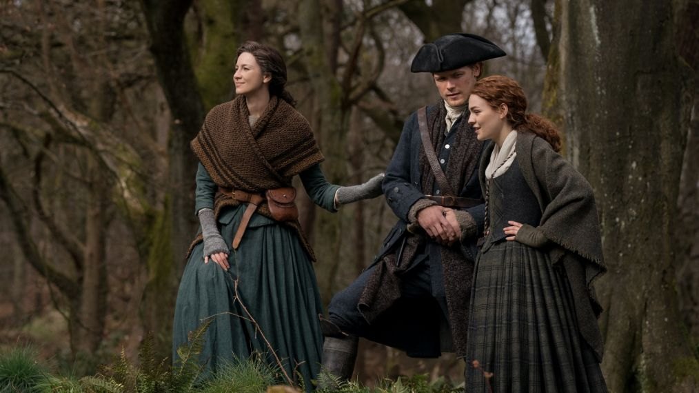 Outlander' Heads to New York Comic Con 2019 — Find Out How You Can