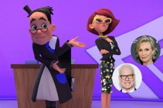 First Look at Jane Lynch & Tim Gunn's 'Middle School Moguls' Characters (PHOTOS)
