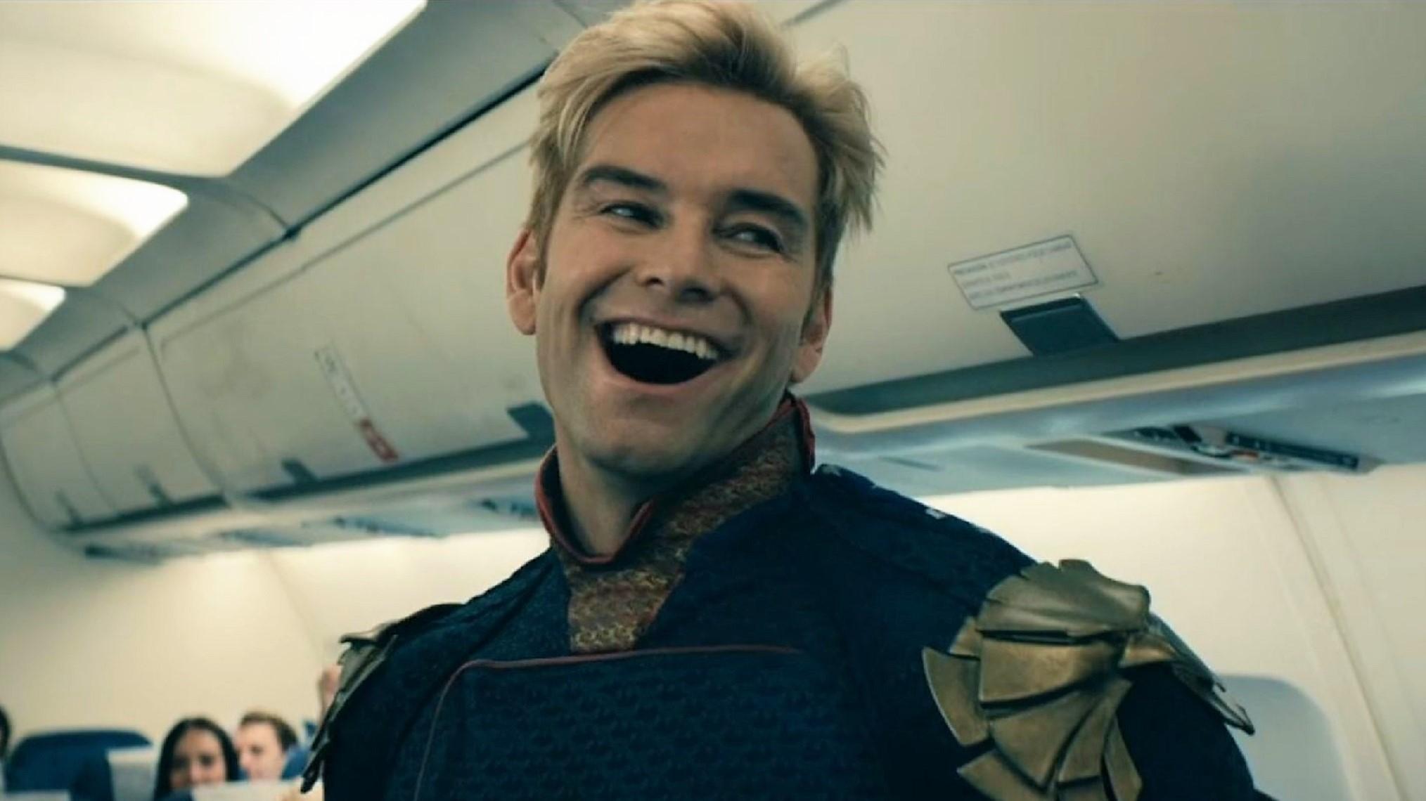 The Boys': Why Homelander Is TV's Best New Villain