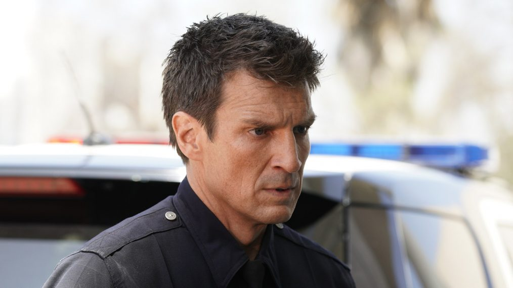 'The Rookie's Nathan Fillion & Cast Stand United in Season 2 Key Art (PHOTO)