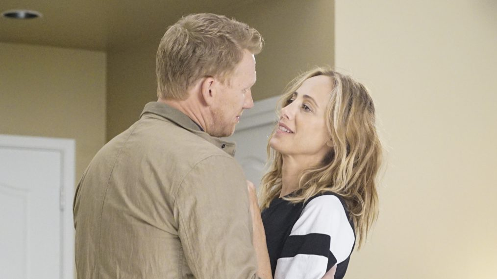 Kim Raver Teases 'a Lot of Comedy' in 'Grey's Anatomy' Season 16