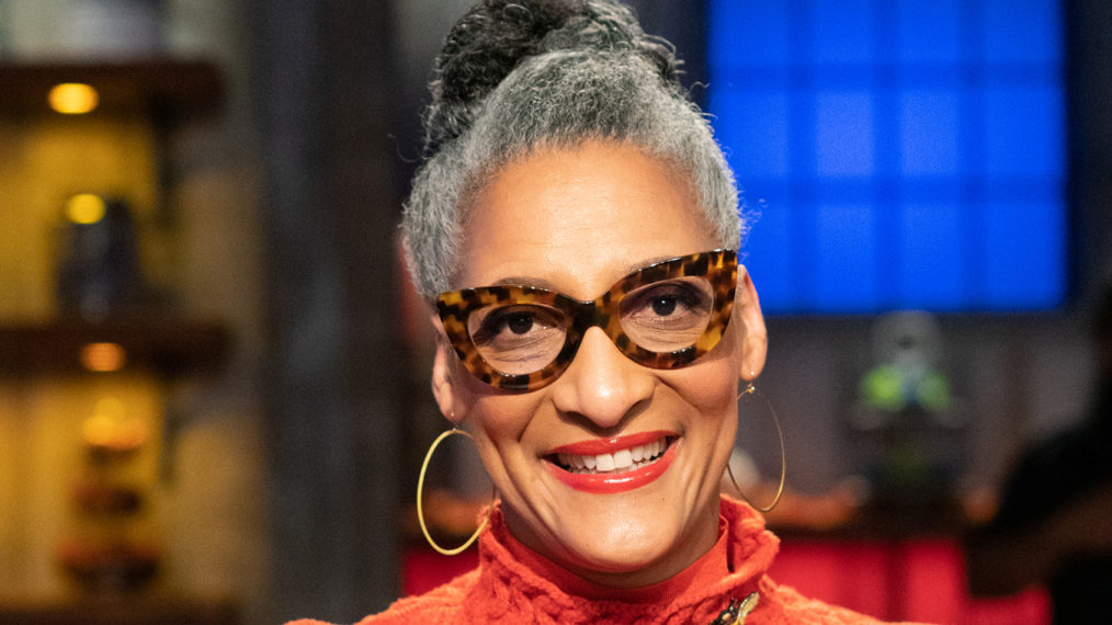 Tastemakers: 'Halloween Baking Championship's Carla Hall Offers Home Cooking Advice