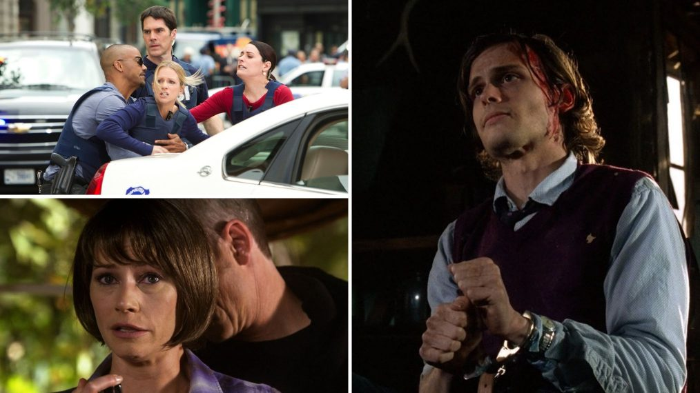 13 'Criminal Minds' Cases That Got Personal for the Team (PHOTOS)