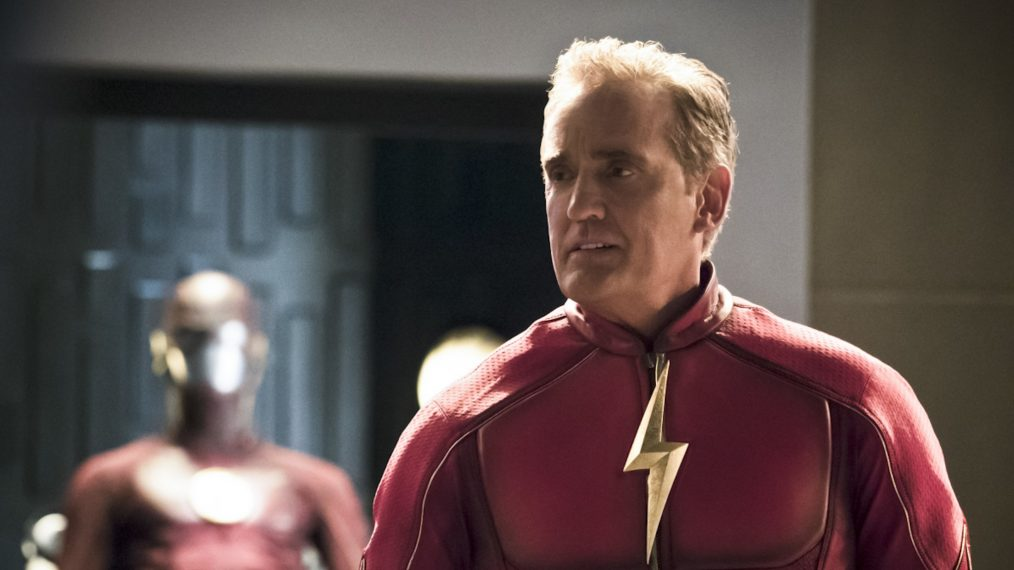 JOHN WESLEY SHIPP to Run Another Lap for CRISIS ON INFINITE EARTHS