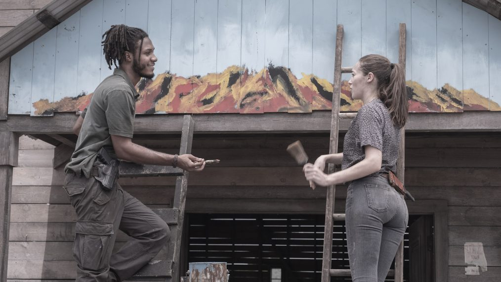 'Fear TWD' EPs on That Morgan Cliffhanger & a 'Fundamentally' Different Season 6