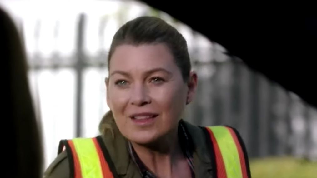 Greys Anatomy S16 promo Meredith