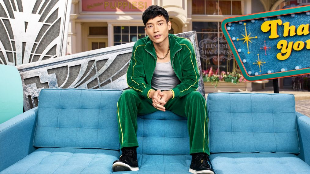 TV Insider Podcast: 'The Good Place's Manny Jacinto Talks Becoming Jason Mendoza