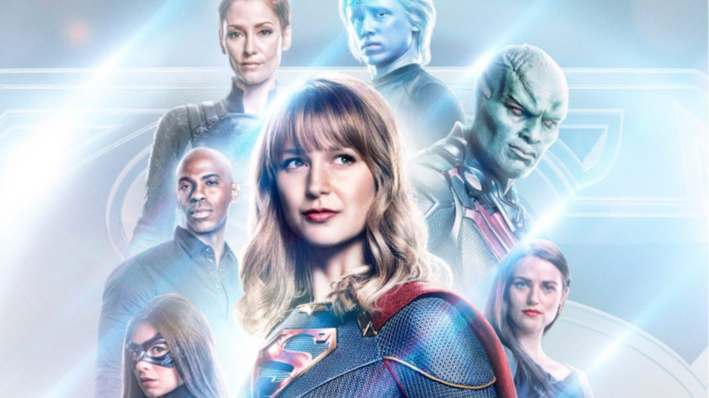 'Supergirl's Heroes Unite in Season 5 Poster (PHOTOS)
