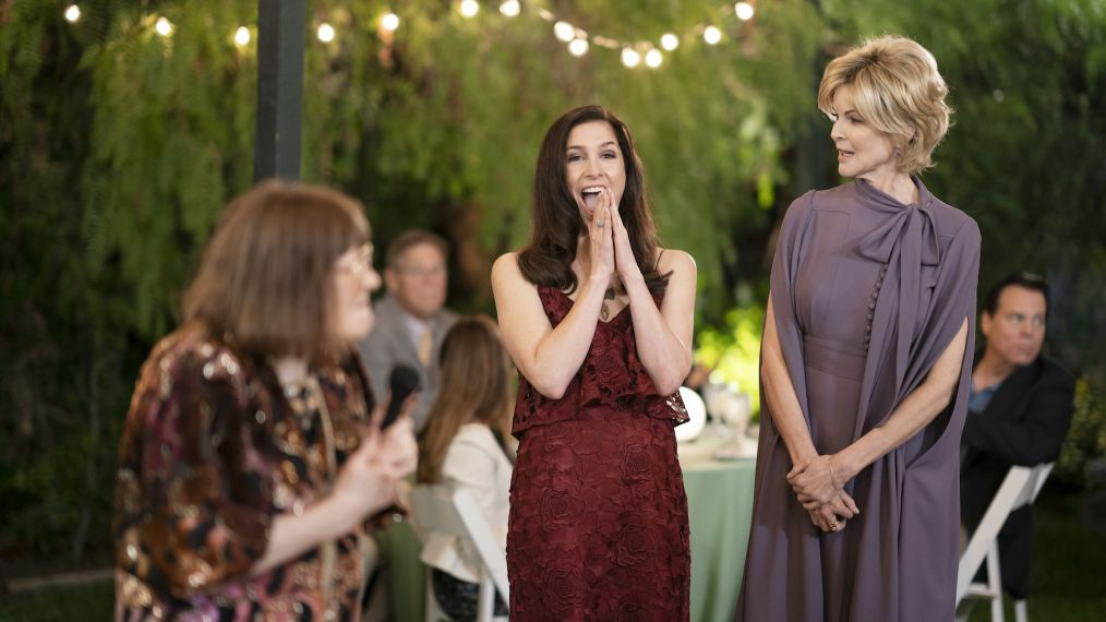First Look at Marcia Cross, Lisa Rinna & More in 'This Close' Season 2 (PHOTOS)