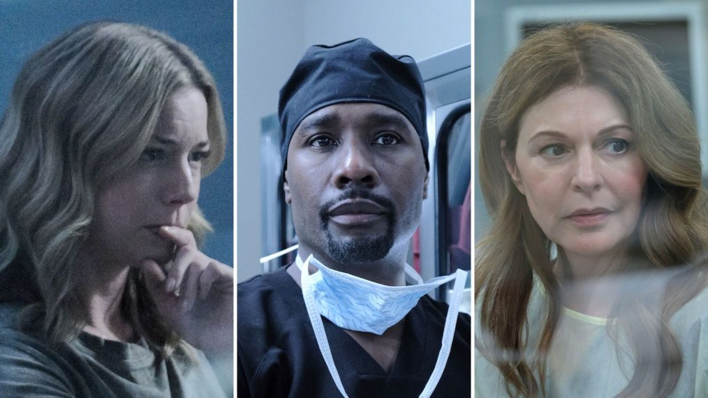 'The Resident' Boss on [Spoiler]'s Death, Dr. Cain & the 'Serious Threat' to Kit