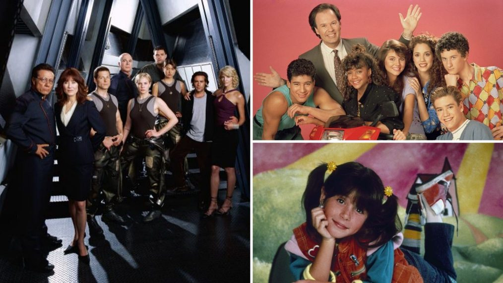 'Battlestar Galactica' Reboot, New 'Saved By the Bell' & 'Punky Brewster' Set for NBCUniversal's Peacock
