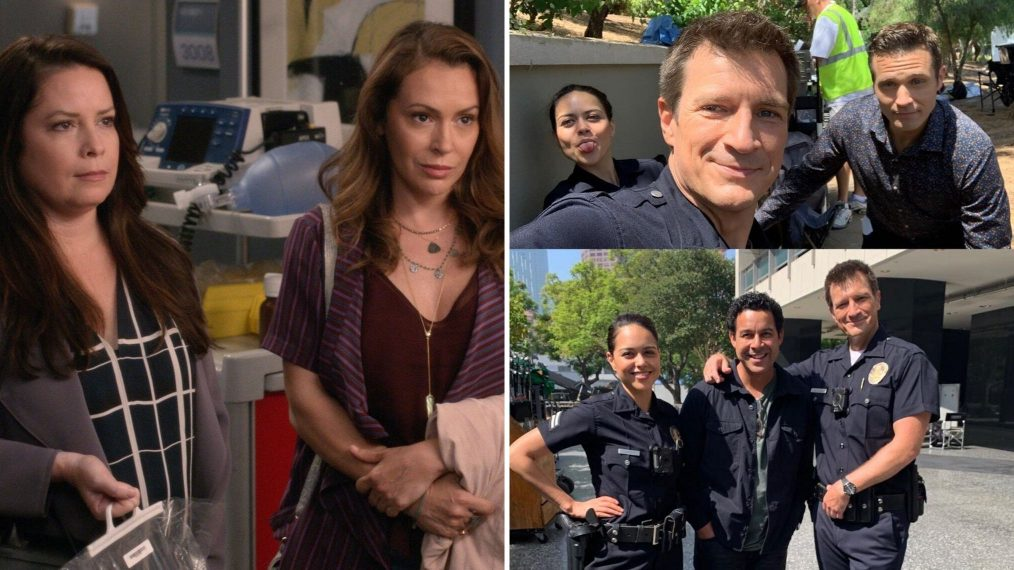 ABC Sets 'Charmed,' 'Castle' & More Reunions for 'Cast from the Past' Week