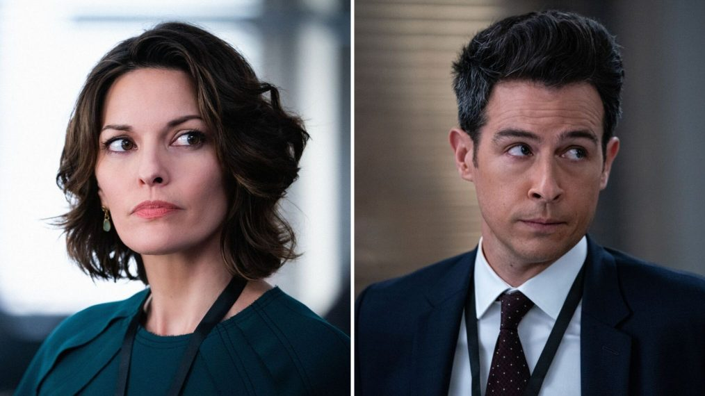 Get to Know Alana De La Garza & John Boyd's New 'FBI' Characters
