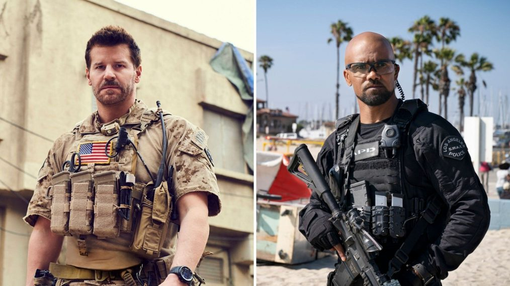'SEAL Team' & 'S.W.A.T.' EPs Preview a Doubleheader of Season 3 Heroics