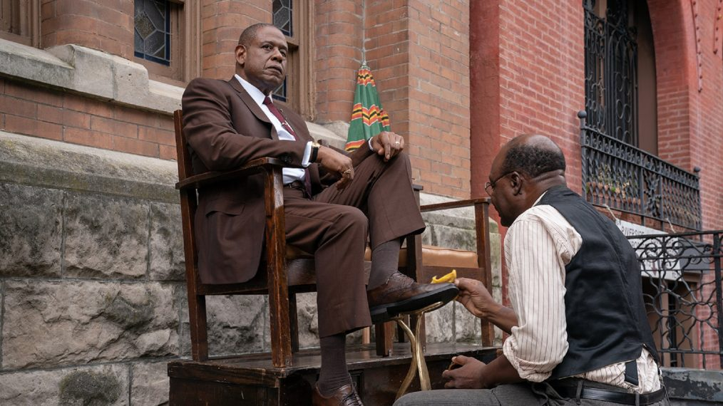 Godfather of Harlem Season 1 Episode 101: By Whatever Means Necessary