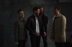 Behind the Scenes of the 'Supernatural' Cover Shoot With the Guys (PHOTOS)