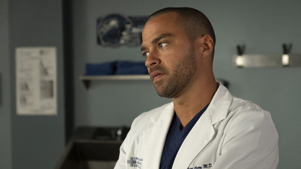 Jesse Williams Joins 'Little Fires Everywhere' — What About Jackson on 'Grey's Anatomy'?
