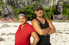 'Survivor': He Said/She Said With 'Boston Rob' Mariano & Sandra Diaz-Twine