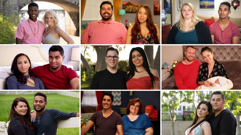 90 Day Fiancé': Which Couples Are Still Together? (PHOTOS