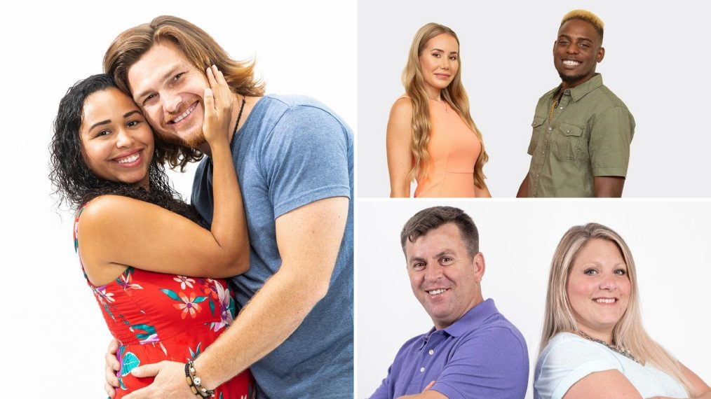 Meet the Couples of '90 Day Fiancé' Season 7 (PHOTOS)