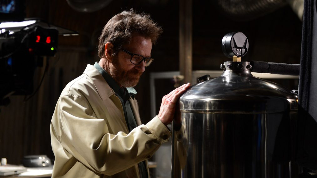 Samsung's new TV channel counts down to upcoming Breaking Bad movie