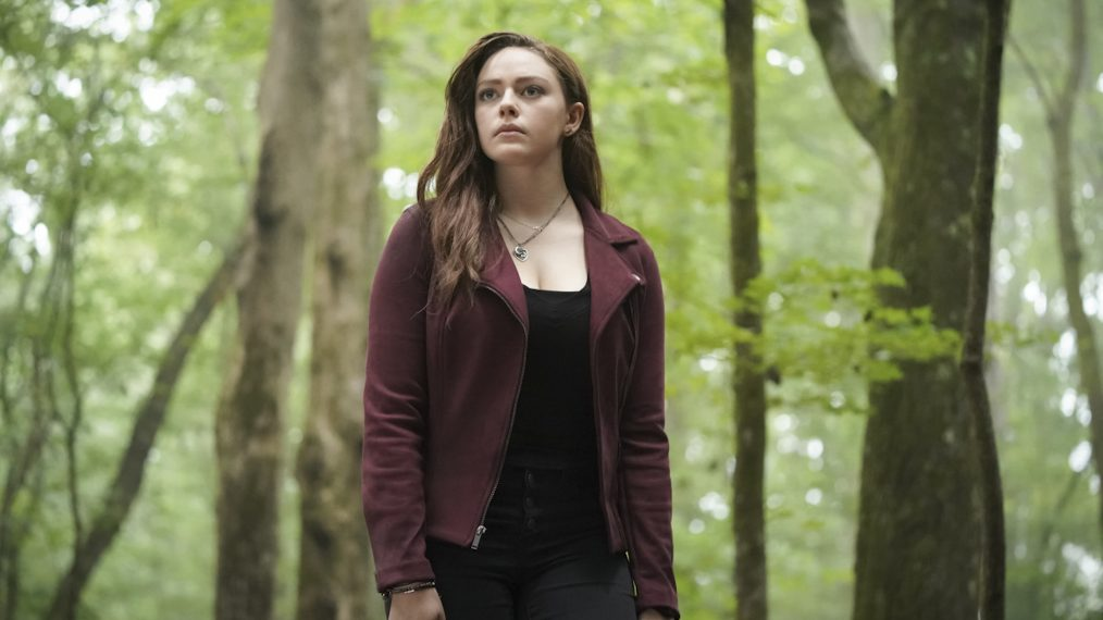 'Legacies' Danielle Rose Russell on Hope's Return, Landon & Josie and More