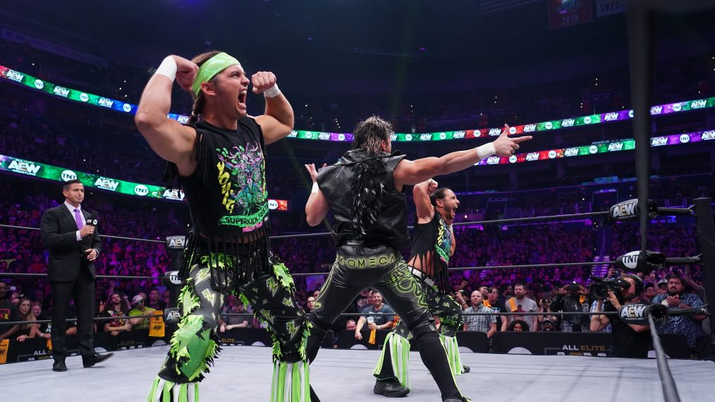 The Young Bucks on Making AEW a Destination for Tag Team