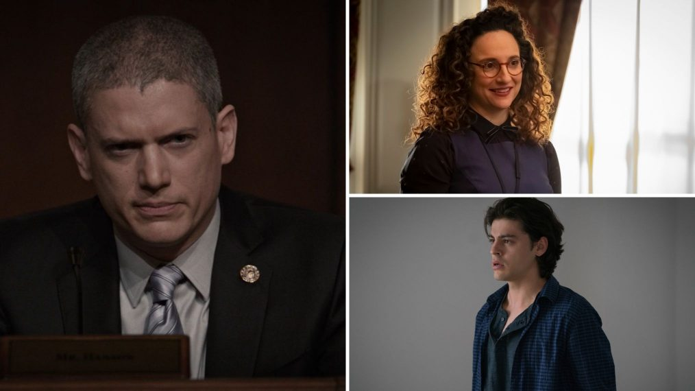 Madam Secretary characters to watch