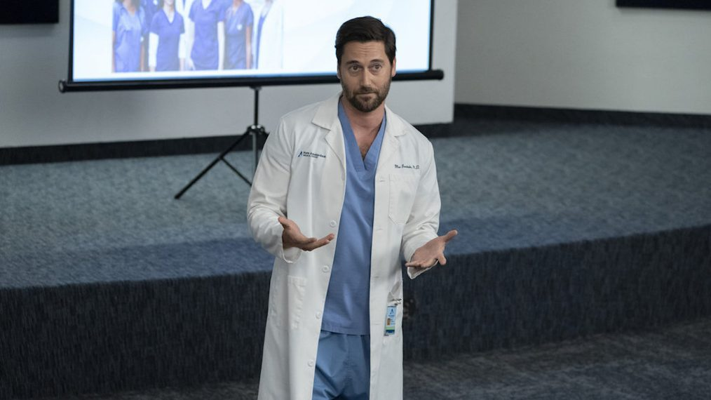 Why Max Needs a New Way to Deal With His Grief on 'New Amsterdam'