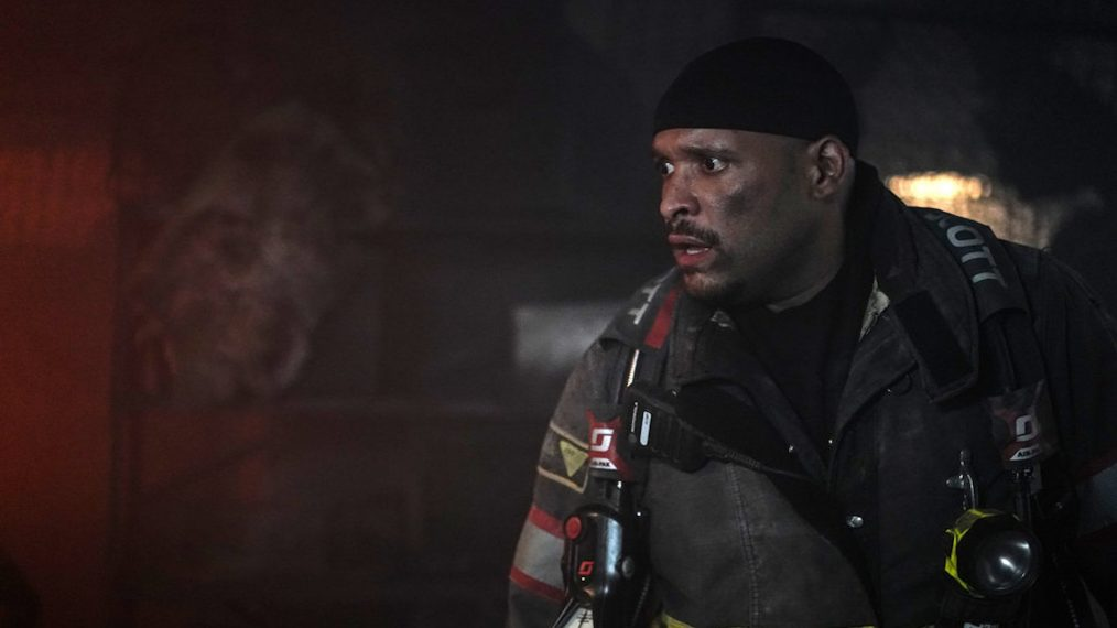 Chicago Fire Shocker Ep Derek Haas On Why Otis Was Killed