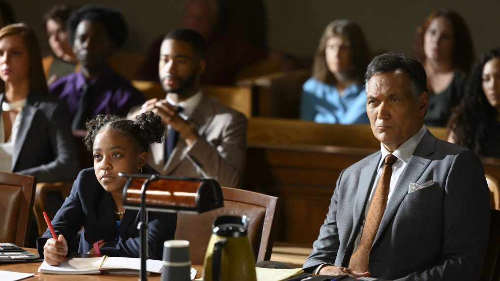 First Look: 'Stranger Things' Priah Ferguson Guest Stars on 'Bluff City Law' (PHOTOS)