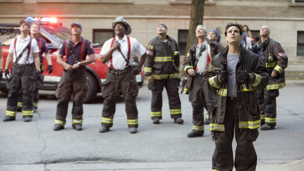 'Chicago Fire': Can 51's Newest Firefighter Blake Gallo Honor Otis? (POLL)
