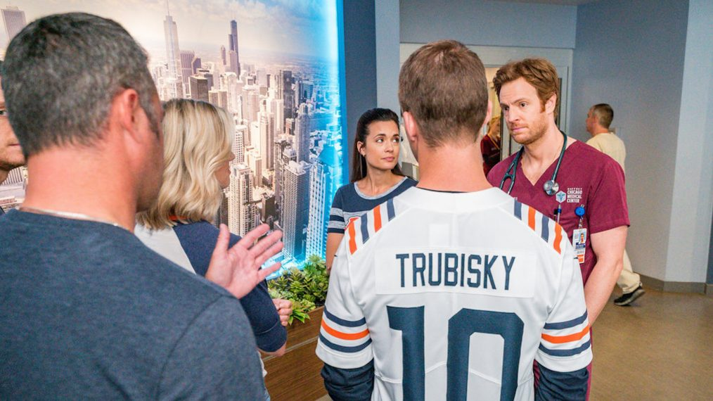 7 Times One Chicago's 'Infection' Crossover Put Lives & Relationships on the Line (RECAP)