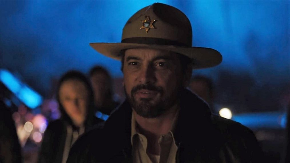 Riverdale crazy gallery fp sheriff
