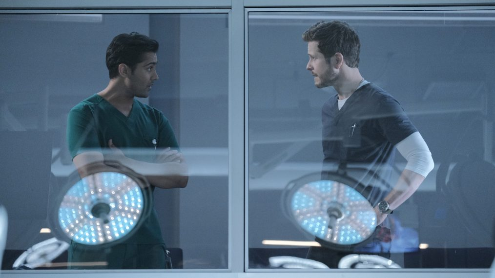 'The Resident' Boss: Conrad & Devon's Divide 'Has a Really Great Pay-Off'