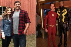Behind the Scenes of the Arrowverse Crossover 'Crisis on Infinite Earths' (PHOTOS)