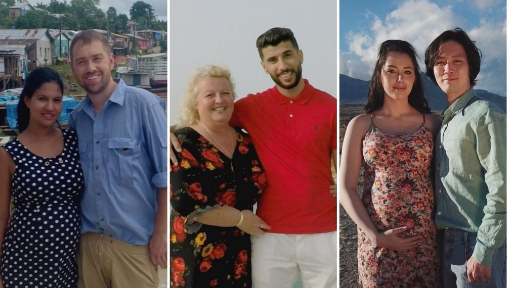 '90 Day Fiancé: The Other Way': Which Couples Are Still Together? (PHOTOS)