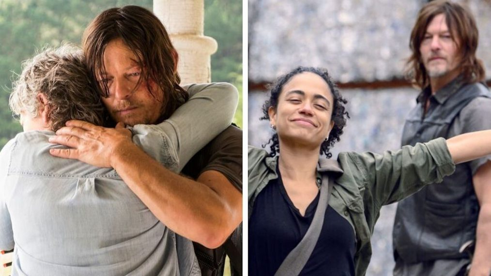 'Caryl' or 'Donnie': Who Should Daryl Be With on 'The Walking Dead'? (PHOTOS)