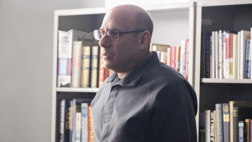 Willie Garson, Supergirl