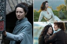 Caitriona Balfe's 16 Best Moments as Claire Fraser on 'Outlander' (PHOTOS)
