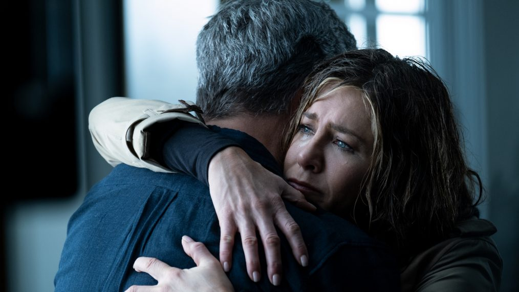 Roush Review: Jennifer Aniston Is the Shining Apple in the Glossy Drama of 'Morning Show'