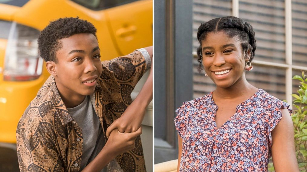 'This Is Us' Sneak Peek: Deja and Malik Meet Again in 'Unhinged' (PHOTOS)